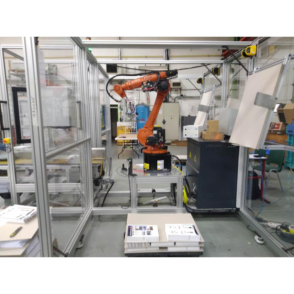 ilot robotise